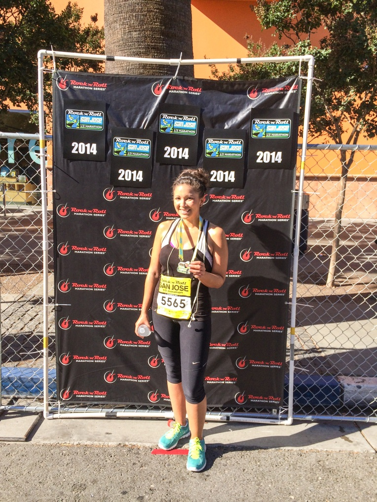 Rock 'n' Roll Half Marathon Finisher