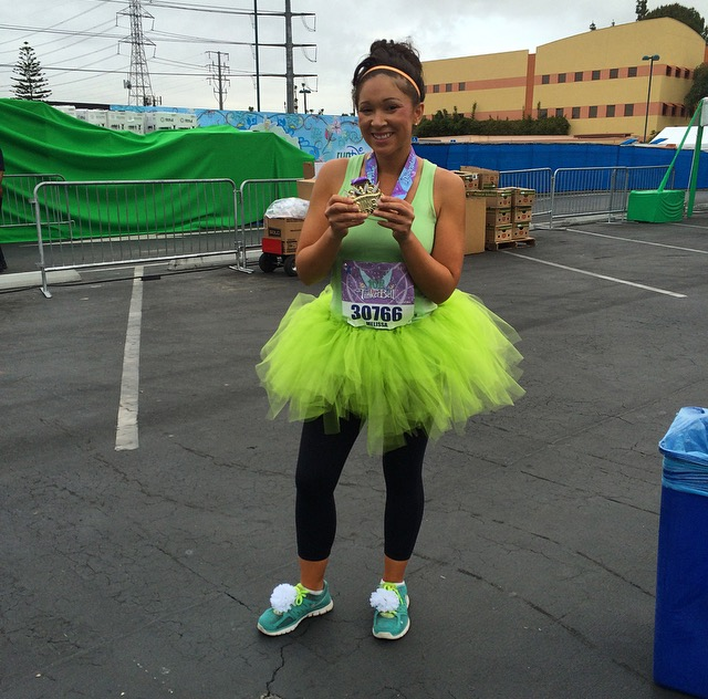 Tinkerbell 10K Finisher
